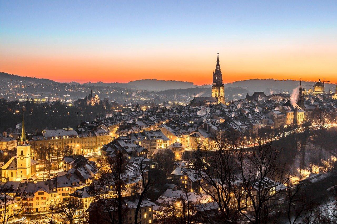 ville Berne
