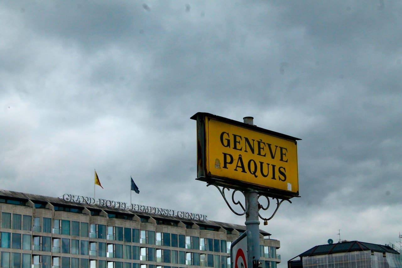 Genève Bains de Paquis
