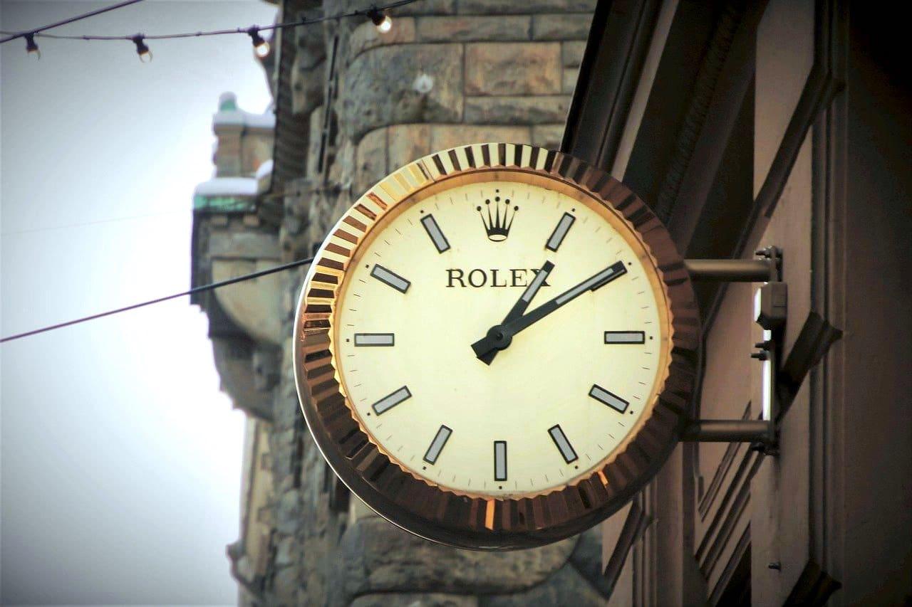 horlogerie Suisse Rolex